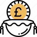 pound, sterling, money, england, currency