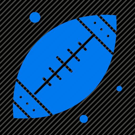 ball, footbal, sport, usa icon