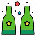 alcohol, bottle, celebration, champagne, drinks