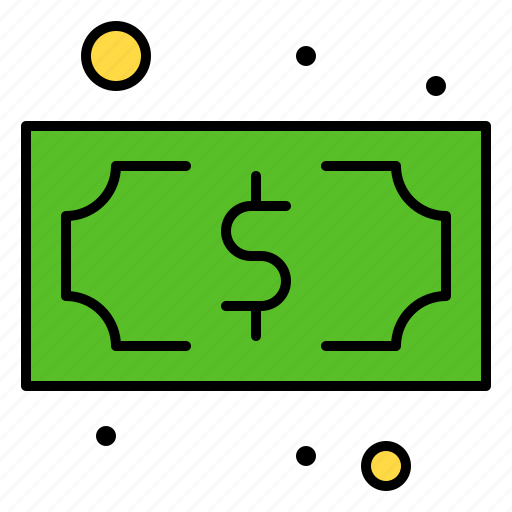 Bill, cash, dollar, money, currency icon - Download on Iconfinder