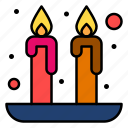 candles, celebration, decoration, party, day