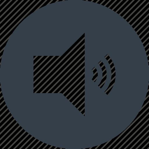 Audio, sound, speaker, volume icon - Download on Iconfinder