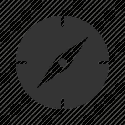 compass, gps, location icon