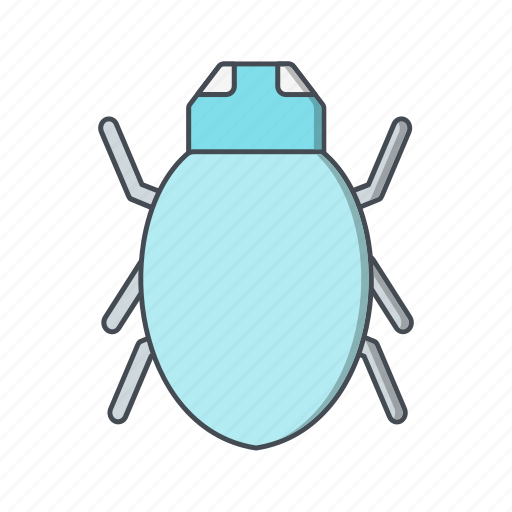 bug, insect, security, virus icon