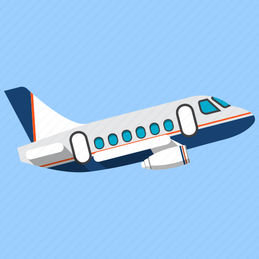 aircraft, airplane, flight, fly, plane, travel, trip icon