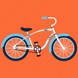 bike, montain, sport, sports, travel, trip, vacation icon