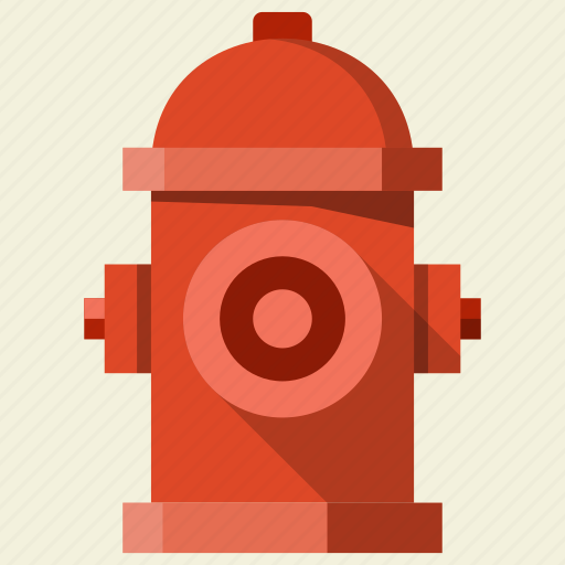 equipment, fire, firefighter, hydrant, water icon