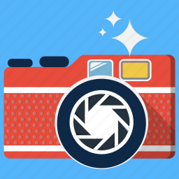 camera, image, photo, photography, picture, travel, video icon