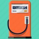 diesel, fuel, gas, oil, petrol, pump, station icon