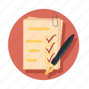 accept, approved, check, mark, ok icon