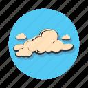 cloud, data, network, storage, weather