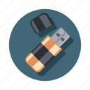 connector, data, plug, stik, storage icon