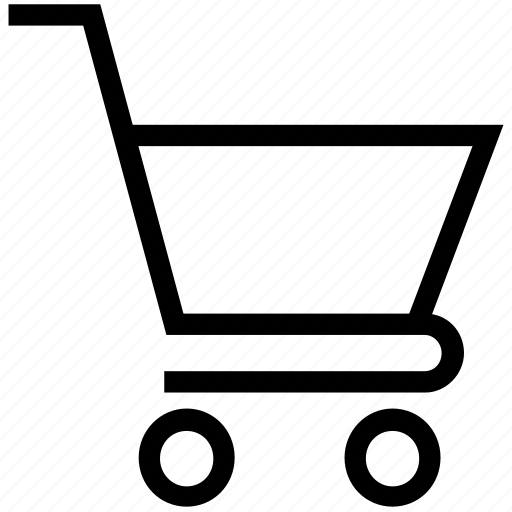 cart, e commerce, shopping, shopping cart, shopping trolley icon