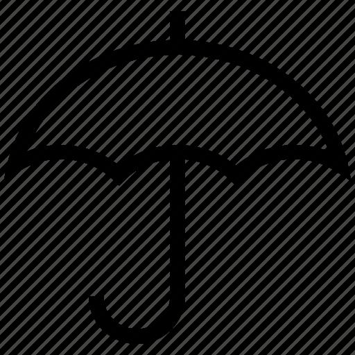Insurance, parasol, protection, rain bubbles, umbrella icon - Download on Iconfinder