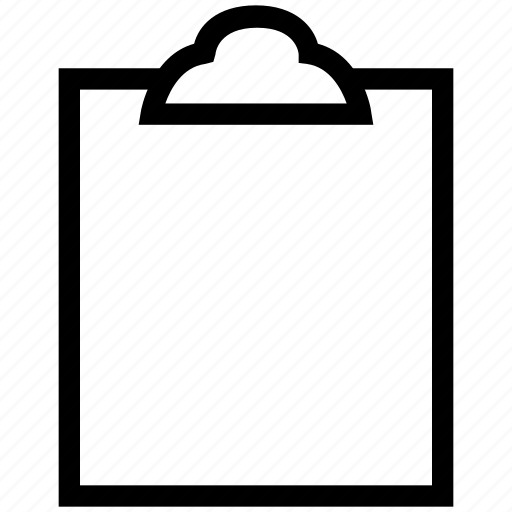 Checklist, clipboard, document, survey icon - Download on Iconfinder