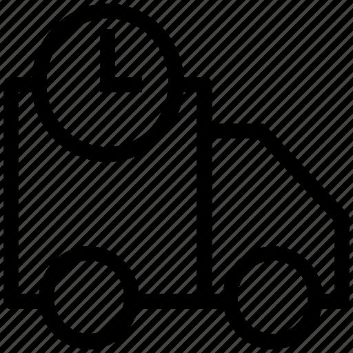 Delivery, delivery van, sedan delivery, transport, van, vehicle icon - Download on Iconfinder