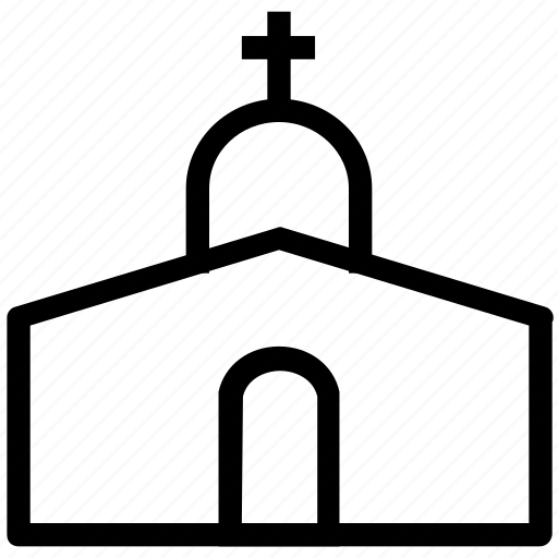 building, church, church building, real estate, tabernacle icon