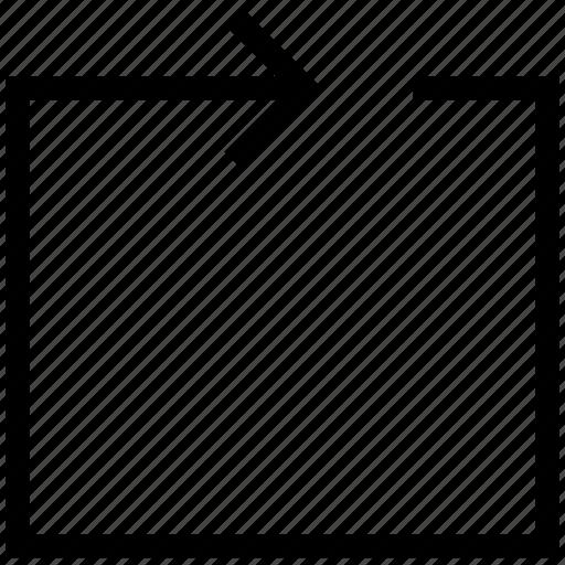 join arrow, refresh join arrow icon