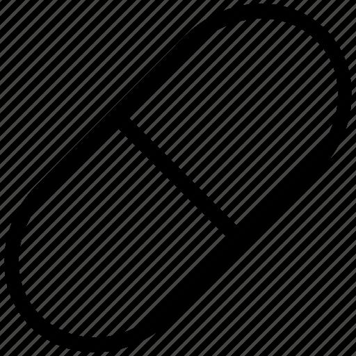 Capsule, drug, medicine, pill icon - Download on Iconfinder