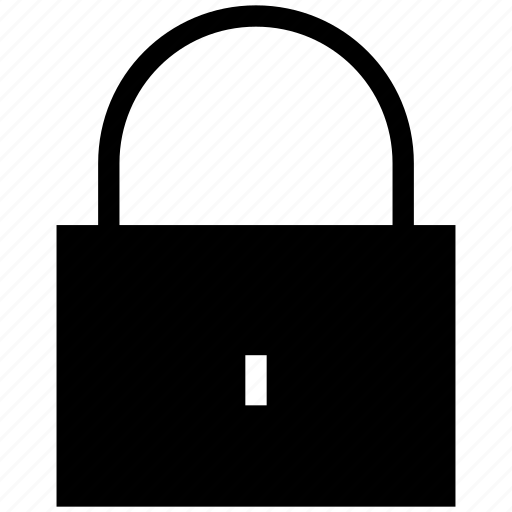 lock, padlock, privacy, protected, safe, security icon