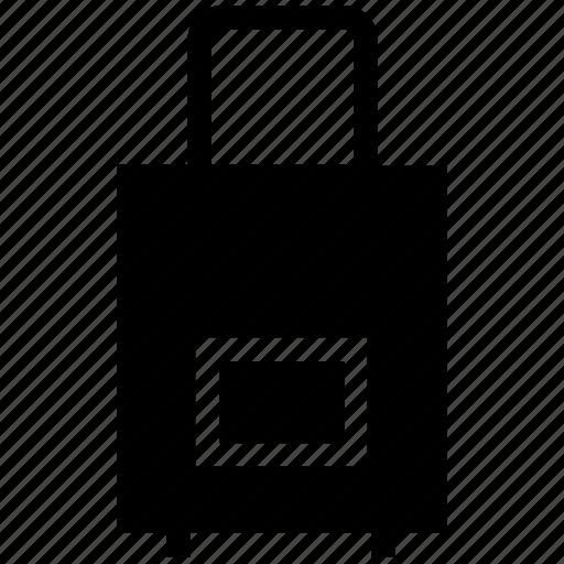 bag, luggage, luggage storage, suitcase, travel bag icon