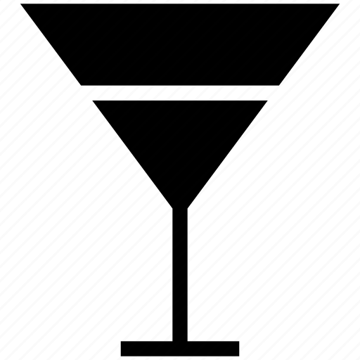 alcohol, beverage, cocktail, drink, glass, party glass, whiskey, wine icon