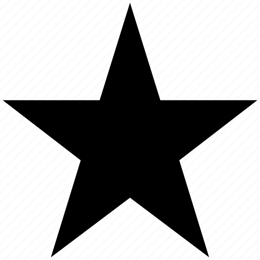 bookmark, favourite, important, rating, star, starred icon