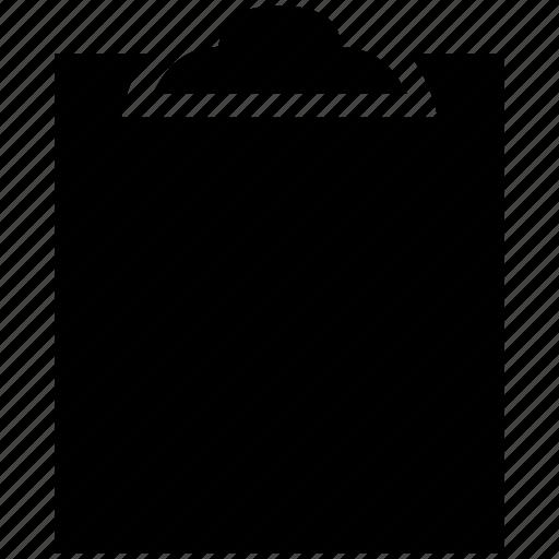 checklist, clipboard, document icon