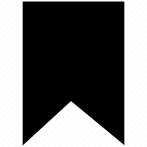 bookmark, favorite, riband, ribbon, ribbon for book icon