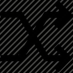 connector, cross, squares, up arrow, up arrows icon