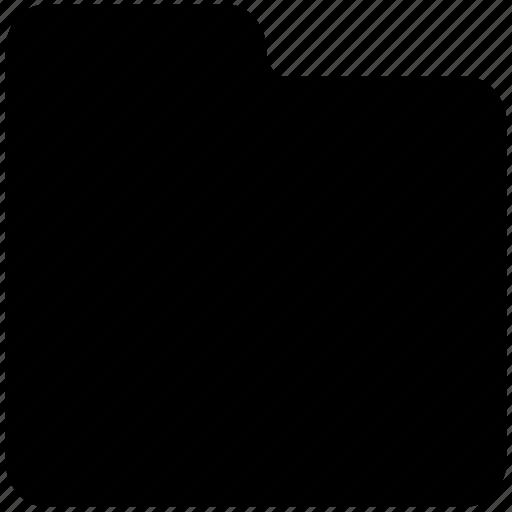 data, documents, file, folder, open folder, storage icon