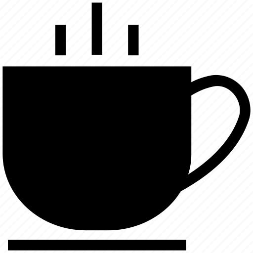 coffee cup, hot coffee, hot tea, tea, tea cup icon