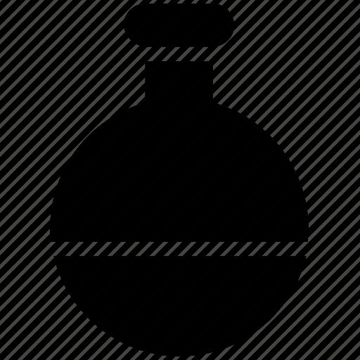 flask, lab equipment, liquid medicine icon