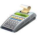 cash, cashbox, finance, financial, machine, mezameta, money, payment, register icon