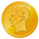 base, cash, coin, finance, gold, money, napoleon icon