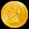 base, cash, coin, finance, gold, money, napoleon icon