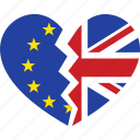 brexit, british, european, exit, separation, union, withdrawal icon