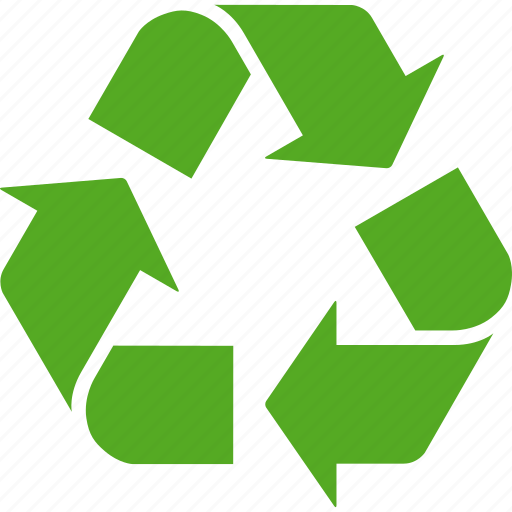 conservation, green, recycle, recycling, reusable, reuse, symbol icon