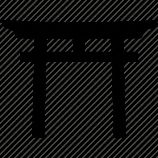 gate, japanese, kami, religion, shinto, shintoism, torii icon
