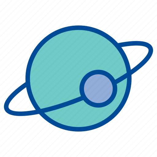 astronomy, education, planet, science, space, universe icon