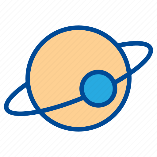 astronomy, education, gastronomy, planet, science, space, universe icon