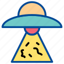 alien, alien invasion, planet, space, spaceship, universe icon