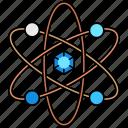 atom, molecule, science, education