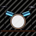 drum, music, instrument, audio