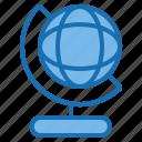 earth, education, globe, graduation, school, university icon