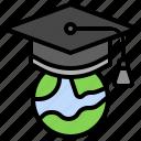 cap, degree, education, fashion, graduation, hat, university