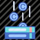 credit, merit, points icon