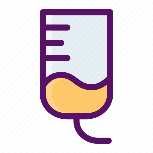 care, fluid, health, intravenous, support icon