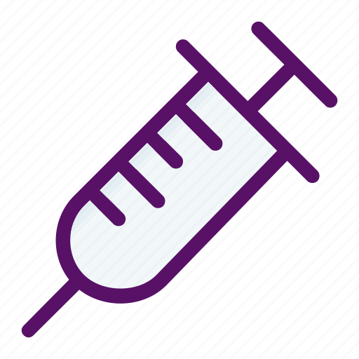health, injection, medical, needle, sryinge icon
