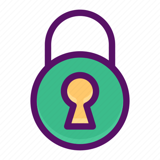 key, lock, safety, secure, shield icon